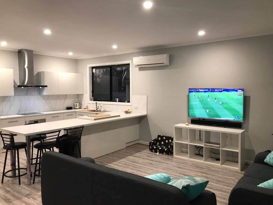 Adelaide Internal Alterations Open Plan Living Callery